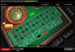 888.roulette.tisch